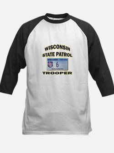 Wisconsin State Patrol Tee