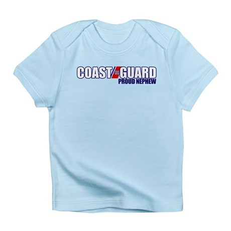 USCG Nephew Infant T-Shirt