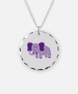 Funny Elephant Necklace