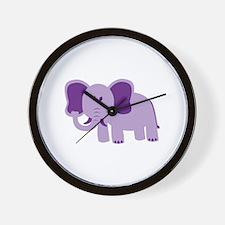 Funny Elephant Wall Clock