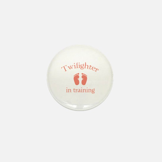 Twilighter in training Mini Button