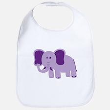 Funny Elephant Bib