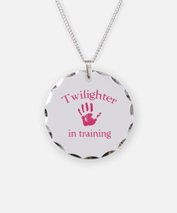 Twilighter in training Necklace