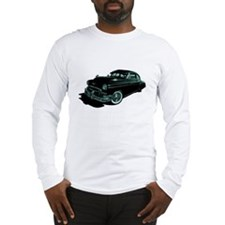Tail Dragging Lead Sled Long Sleeve T-Shirt