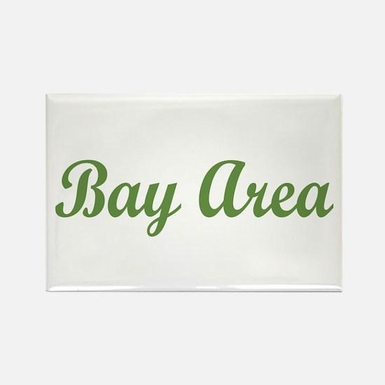 BAY AREA SC Rectangle Magnet