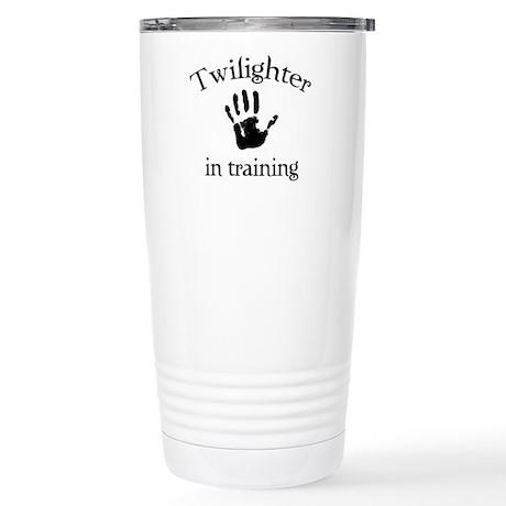 Twilighter in training Stainless Steel Travel Mug