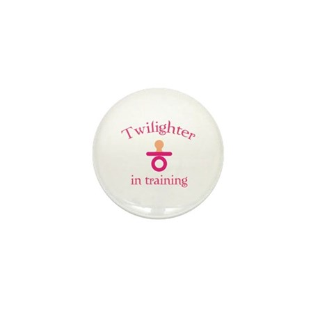 Twilighter in training Mini Button (10 pack)