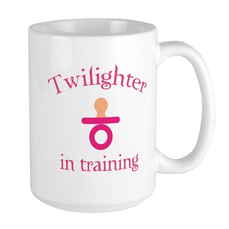 Twilighter in training Large Mug