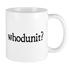 whodunit Mug
