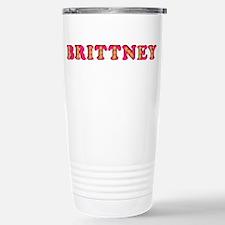 Brittney Travel Mug