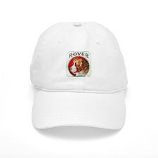 Rover Dog Cigar Label Baseball Cap