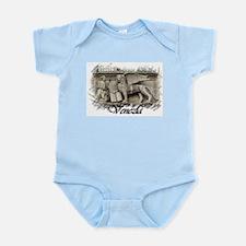 Winged Lion of Venice Infant Bodysuit
