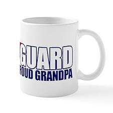 USCG Grandpa Small Small Mug