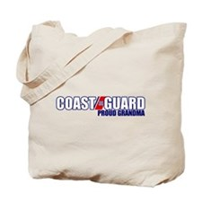 USCG Grandma Tote Bag