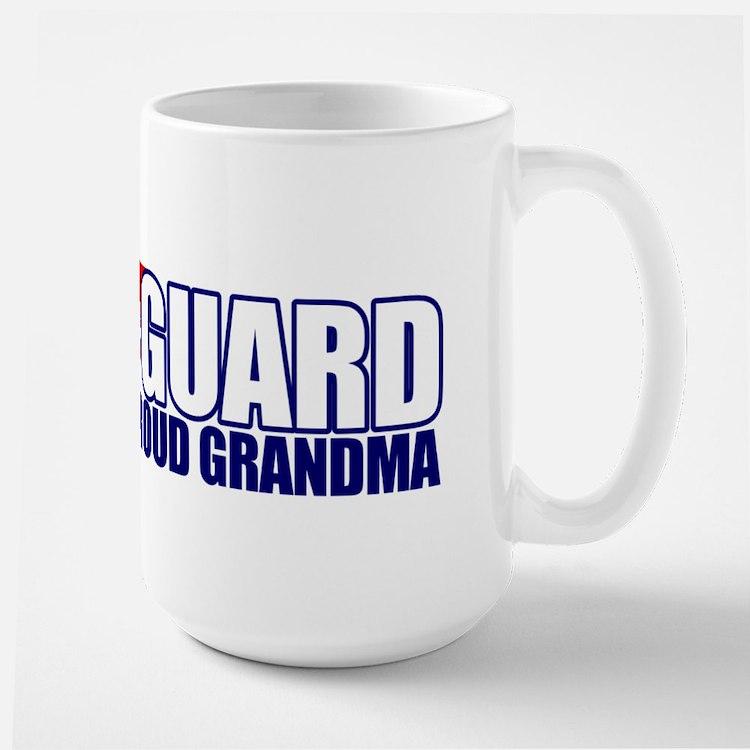 USCG Grandma Mug