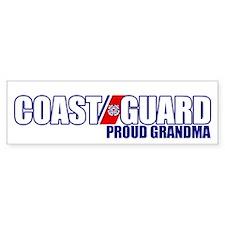 USCG Grandma Bumper Sticker