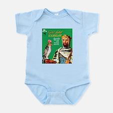 Camelot Cigar Label Infant Bodysuit