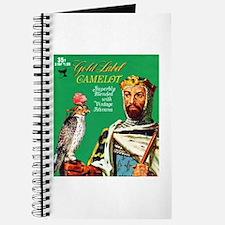 Camelot Cigar Label Journal