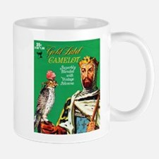 Camelot Cigar Label Small Small Mug