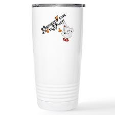 Shepherds Love to Rally Travel Mug