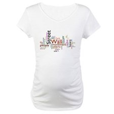 Words that represent Occupy W Shirt