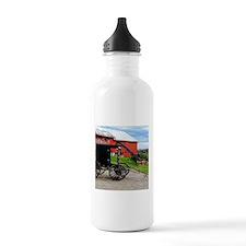 Country Scene Water Bottle