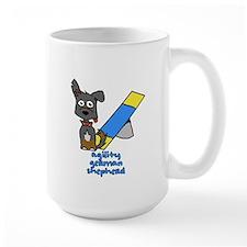 Agility Shepherds Mug