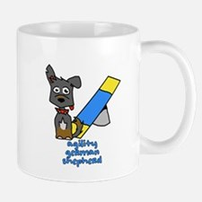 Agility Shepherds Mug