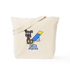 Agility Shepherds Tote Bag