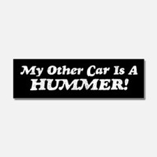 My Other Car Is a Humer Car Magnet 10 x 3