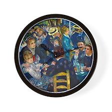 Renoir - Galette Wall Clock