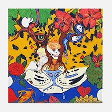 Jungle Fever Tile Coaster