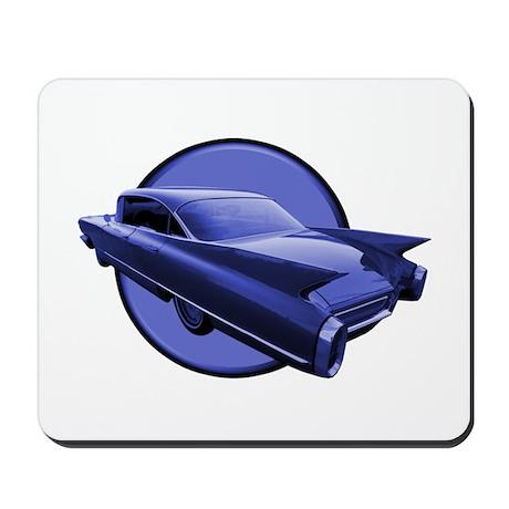Cadillac Fins Mousepad