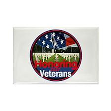 Veterans Rectangle Magnet