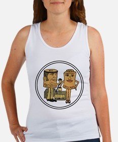 Mr. and Mrs. Coffee Women's Tank Top