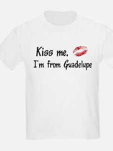 Kiss Me: Guadelupe Kids T-Shirt