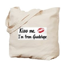 Kiss Me: Guadelupe Tote Bag