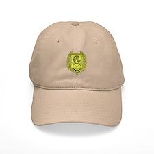 Masonic Gold Emblem Baseball Cap