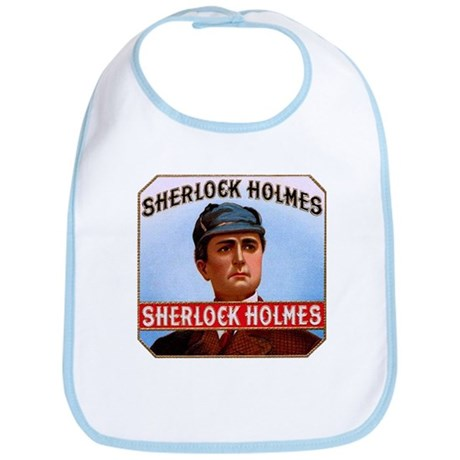 Sherlock Holmes Cigar Label Bib