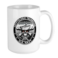 USN Cryptologic Technician Mug