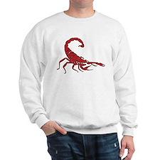 Red Scorpion Sweatshirt