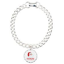 Personalized Naughty List Bracelet