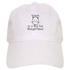 Satan is a Boogerhead Baseball Cap