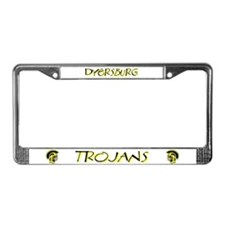 Mascots License Plate Frame