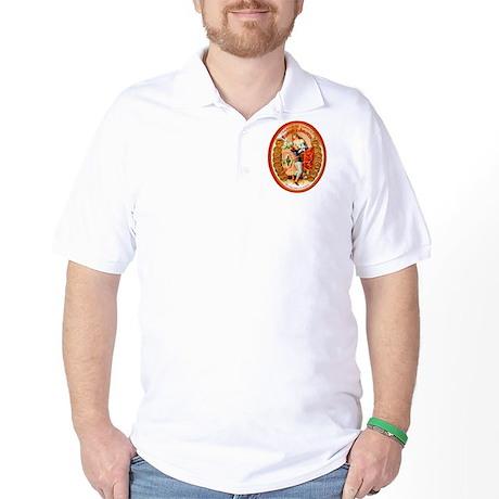 Romeo & Juliet Cigar Label Golf Shirt