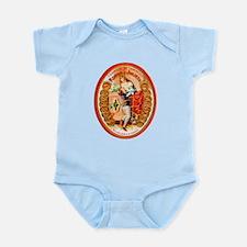 Romeo & Juliet Cigar Label Infant Bodysuit