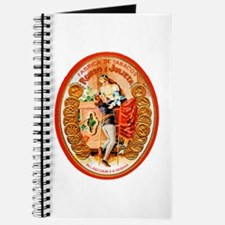 Romeo & Juliet Cigar Label Journal