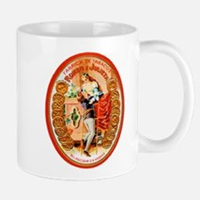 Romeo & Juliet Cigar Label Mug