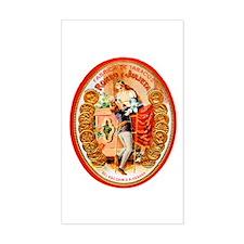 Romeo & Juliet Cigar Label Decal