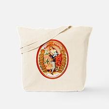 Romeo & Juliet Cigar Label Tote Bag